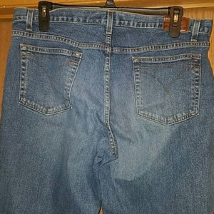 Calvin Kein boot cut jeans (3 for $25)